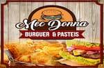 Logotipo Mec Donna Burger & Pasteís