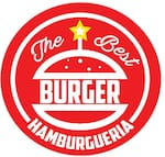 Logotipo Hamburgueria The Best Burger