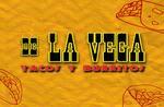 Logotipo De la Vega Fast Food