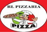 Logotipo Rl Pizzaria