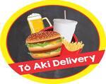 Logotipo Tô Aki Delivery