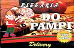 Logotipo Pizzaria do Pampi
