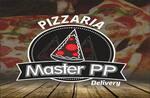 Logotipo Pizzaria Master Pp Delivery
