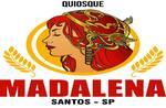 Logotipo Quiosque Madalena