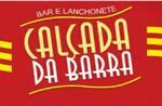 Logotipo Bar e Lanchonete Calçada da Barra
