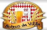 Logotipo Restaurante e Pizzaria - Boteco da Villa