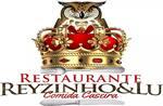 Logotipo Reyzinho & Lu Bar e Restaurante