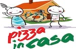 Logotipo Pizza in Casa