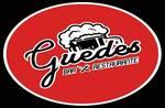 Logotipo Guedes Bar e Restaurante