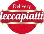 Logotipo Leccapiatti Delivery