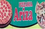 Logotipo Pizzaria Ariza