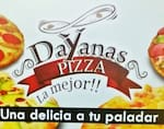 Logotipo Dayanas Pizza