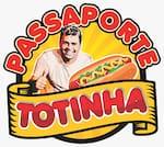 Logotipo Passaporte do Totinha
