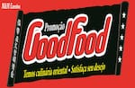 Logotipo Good Food