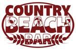 Logotipo Country Beach Bar