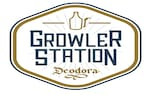 Logotipo Deodora Growler Station.