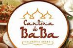 Logotipo Cantina Árabe do Baba