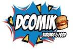Logotipo Dcomik Mx