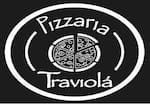 Logotipo Pizzaria Traviolá