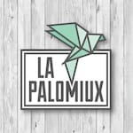 Logotipo La Palomiux Coyoacán