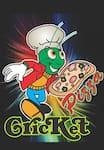 Logotipo Cricket Pizza Mixcoac