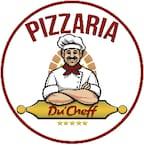 Logotipo Pizzaria Du'cheff