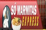 Logotipo So Marmitas Express