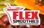 Logotipo Flex Smoothies Trend Mall