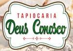 Logotipo Tapiocaria Deus Conosco