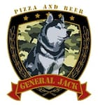 Logotipo Pizzas General Jack