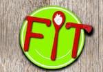 Logotipo Fit Com Sabor