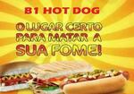 Logotipo B1 Hot Dog