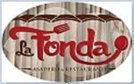 Logotipo La Fonda Asadero Restaurante