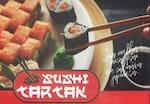 Logotipo Sushi Tartak