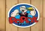 Logotipo Popeye Burguer e Açaí