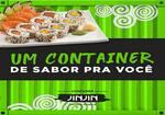 Logotipo Jin Jin - Container Londrina