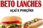 Logotipo Beto Lanches e Açai