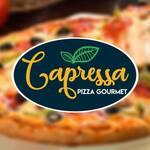 Logotipo Capressa Pizza Gourmet