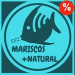 Logotipo Mariscos Mas Natural