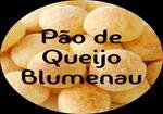 Logotipo Pão de Queijo Blumenau