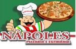 Logotipo Nápoles Pimentas Guarulhos