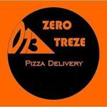 Logotipo 013 Gonzaga - Restaurante e Pizzaria