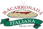 Logotipo Macarronada Italiana Marechal Carmona