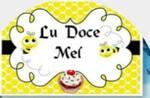 Logotipo Lu Doce Mel