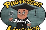 Logotipo Professor Linguiça