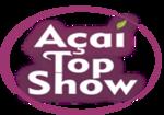 Logotipo Açai Top Show