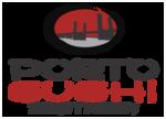 Logotipo Porto Sushi Delivery