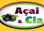 Logotipo Açaí e Cia
