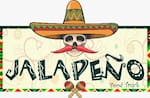 Logotipo Jalapeño Food Trailer