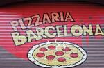 Logotipo Pizzaria Barcelona